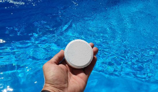 Дезинфекция воды хлором