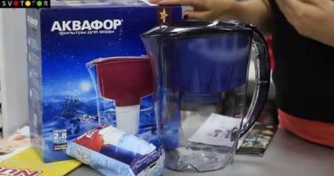 Embedded thumbnail for Бытовые фильтры для очистки водопроводной воды до питьевой