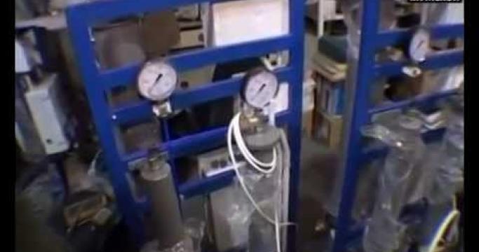 Embedded thumbnail for Метод очистки воды путем озонирования