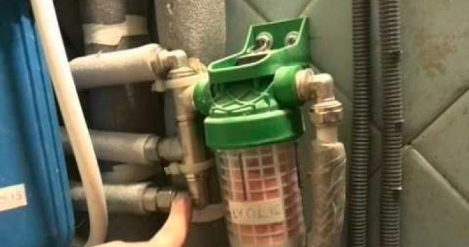 Embedded thumbnail for Фильтр для водонагревателя для очистки от накипи и смягчения воды