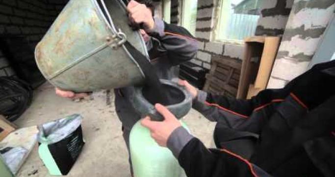 Embedded thumbnail for Очистка воды из колодца на даче и в загородном доме