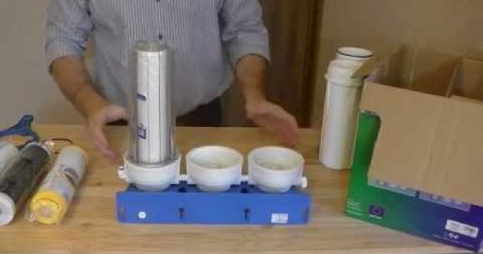 Embedded thumbnail for Комплект картриджей к фильтрам для воды Аквафор и Гейзер