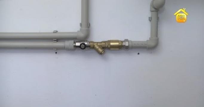 Embedded thumbnail for Фильтры для очистки системы отопления частного дома, обзор