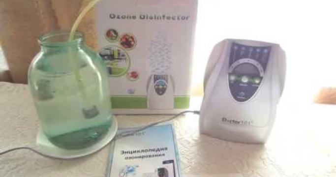 Embedded thumbnail for Озонаторы воздуха и воды, цены и отзывы