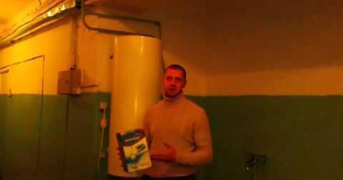 Embedded thumbnail for Водоподготовка для паровых и водогрейных котлов