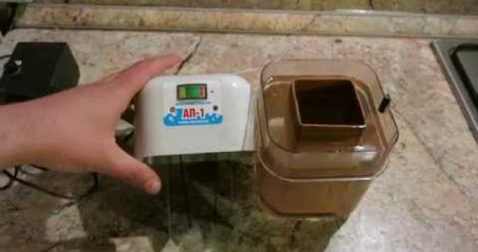 Embedded thumbnail for Активатор воды, какой лучше?