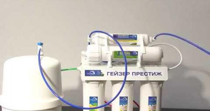 Embedded thumbnail for Умягчитель воды Гейзер, отзывы и инструкция