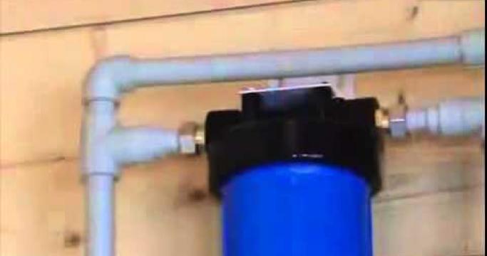 Embedded thumbnail for Как очистить воду из скважины от железа, извести, сероводорода и песка