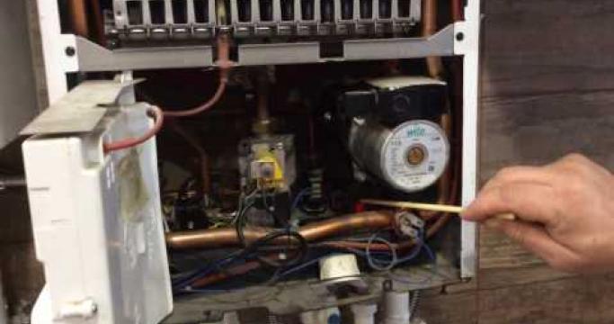 Embedded thumbnail for Промывка теплообменника газового котла своими руками, алгоритм действий