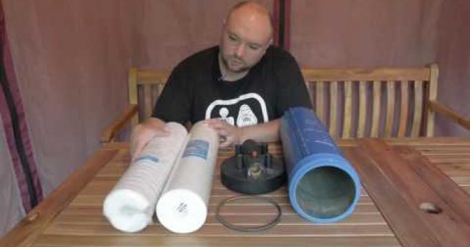 Embedded thumbnail for Очистка воды от ржавчины, какие фильтры использовать?