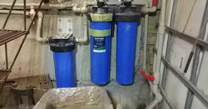 Embedded thumbnail for Фильтры и системы обезжелезивания воды для коттеджа