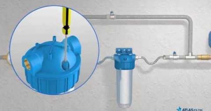 Embedded thumbnail for Фильтр для известковой воды, какой лучше избавит от налета?