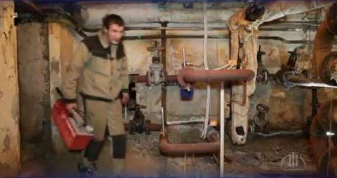 Embedded thumbnail for Промывка отопления в многоквартирном доме, оборудование и стоимость
