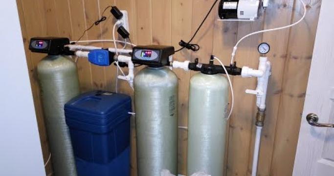 Embedded thumbnail for Система подготовки воды для отопления частного дома