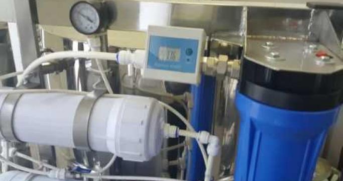 Embedded thumbnail for Система водоподготовки на основе обратного осмоса