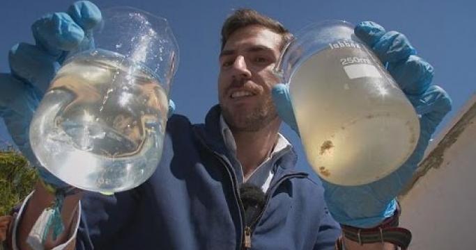 Embedded thumbnail for Коагулянты для очистки сточных вод и питьевой воды