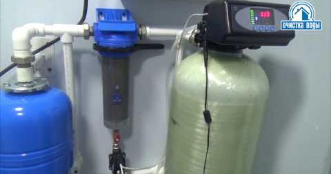 Embedded thumbnail for Комплексная очистка воды из скважины, станции и фильтры
