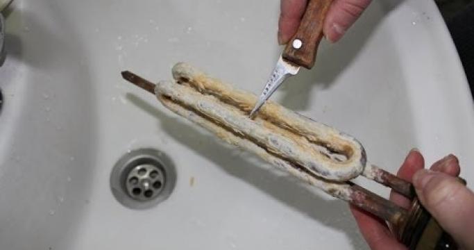 Embedded thumbnail for Накипь в водонагревателе, как почистить?