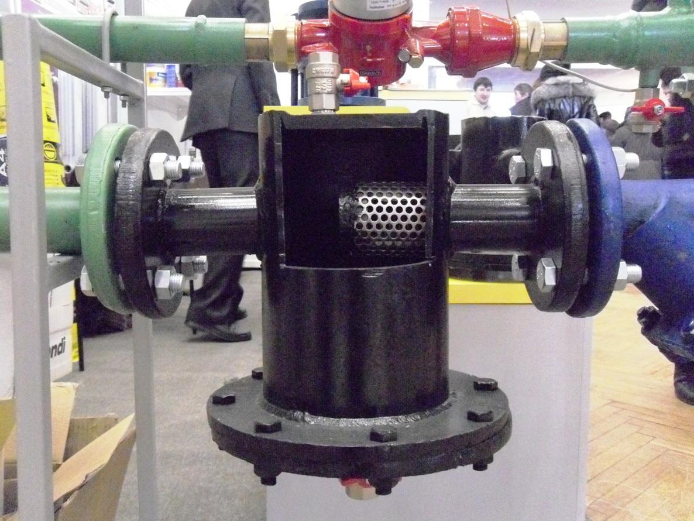 Фильтры газовые ФГ фланцевые и под приварку цена, купить