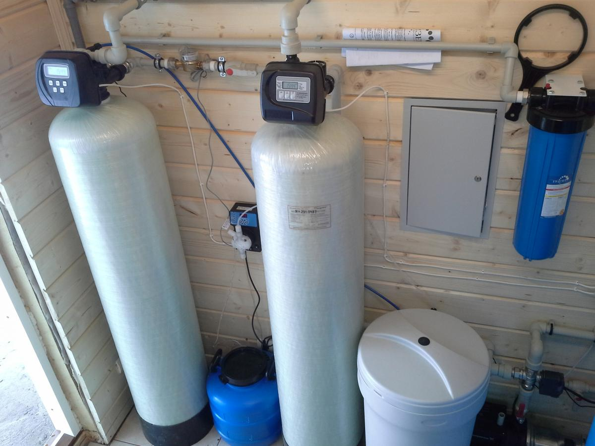 эффективные фильтры для очистки воды из скважины