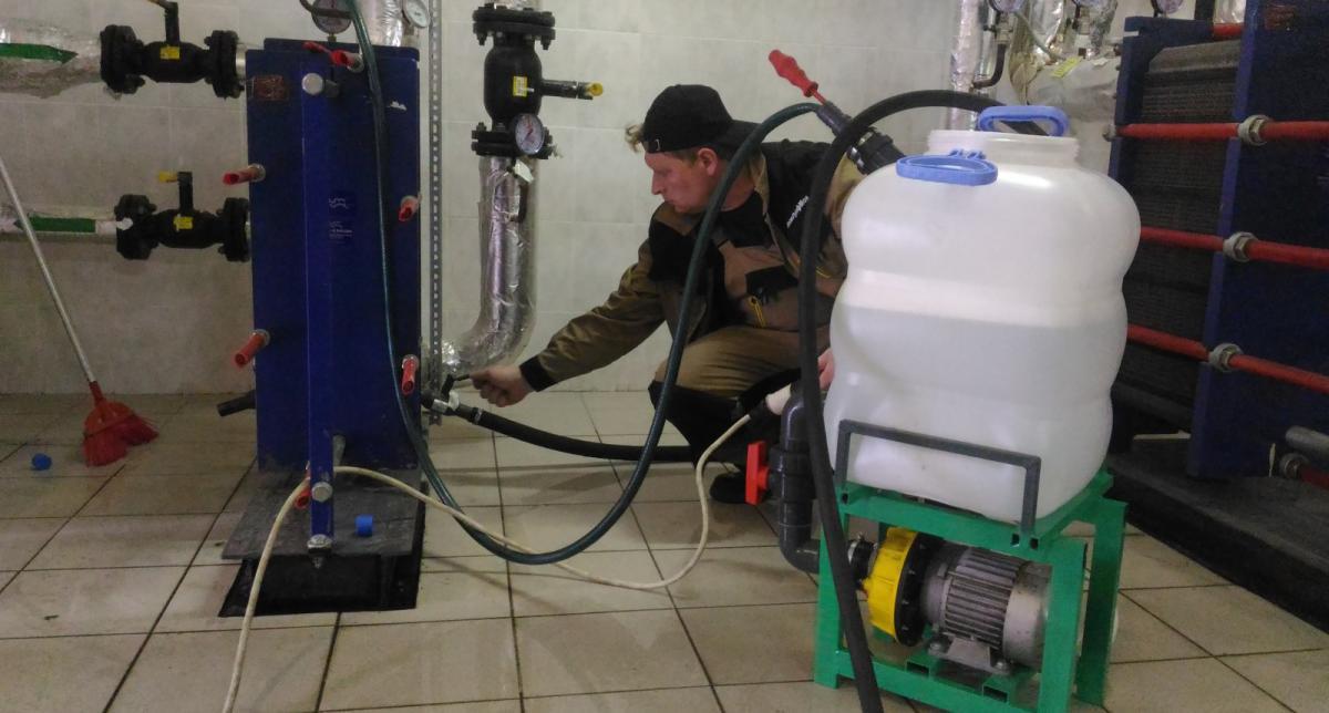 Химическая промывка пластинчатых теплообменников цена Кожухотрубный испаритель Alfa Laval DXT 480R Стерлитамак