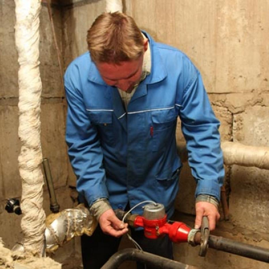 Промывка системы отопления и ГВС в многоквартирном доме