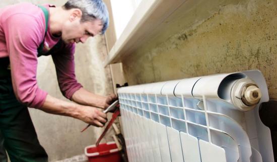 Фильтр для очистки системы отопления