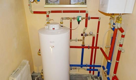 Фильтр на обратку системы отопления