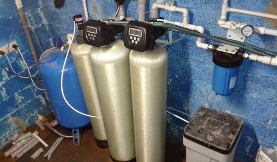 Какой фильтр для воды выбрать для скважины