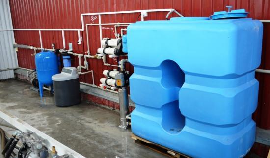 Очистка технической воды