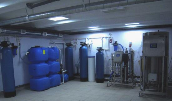 Системы подготовки воды