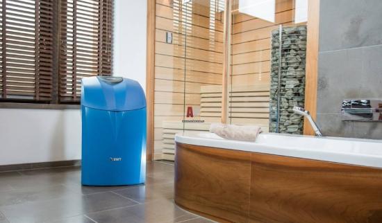 Умягчитель воды BWT в квартире