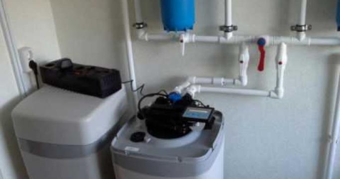 Embedded thumbnail for Система умягчения воды для коттеджа и дома
