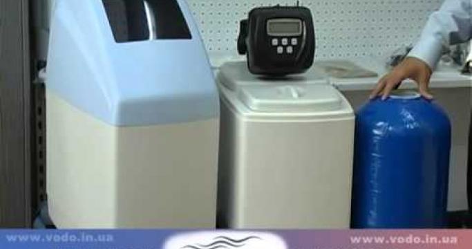 Embedded thumbnail for Ионообменное умягчение воды: особенности эксплуатации фильтра