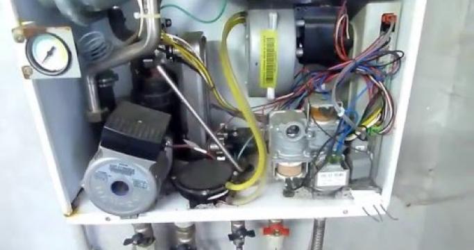 Embedded thumbnail for Очистка газовых и паровых котлов от накипи, рекомендации