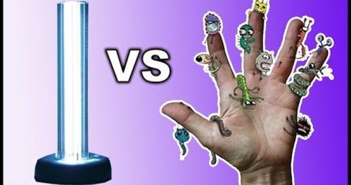 Embedded thumbnail for Обеззараживание воды ультрафиолетом, установки и системы
