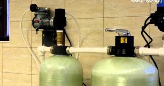 Embedded thumbnail for Фильтрация воды из скважины в частном доме и на даче
