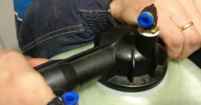Embedded thumbnail for Системы аэрации воды для ее обезжелезивания