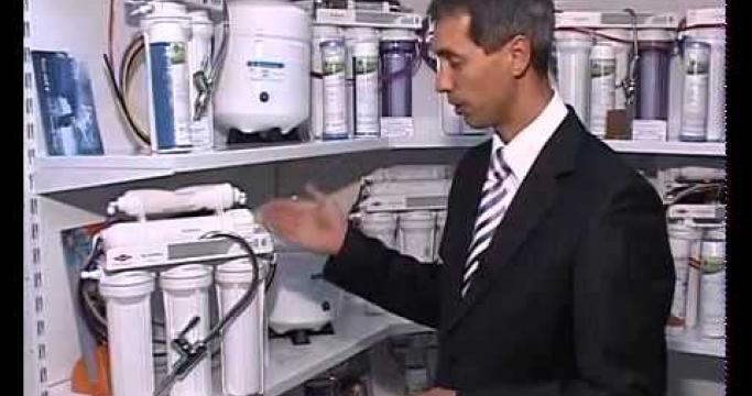 Embedded thumbnail for Системы фильтрации воды для дома, коттеджа и квартиры
