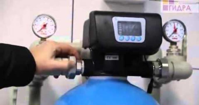 Embedded thumbnail for Докотловая обработка воды, производственная инструкция