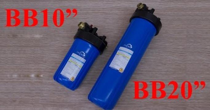 Embedded thumbnail for Магистральный фильтр для воды Гейзер Джамбо 10bb и 20bb, аналоги
