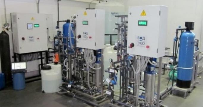 Embedded thumbnail for Промышленные системы водоподготовки и водоочистки: обзор