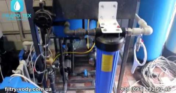 Embedded thumbnail for Промышленные фильтры для воды: механические, угольные, электромагнитные