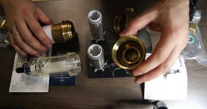Embedded thumbnail for Фильтр BWT Protector Mini, обзор продукции