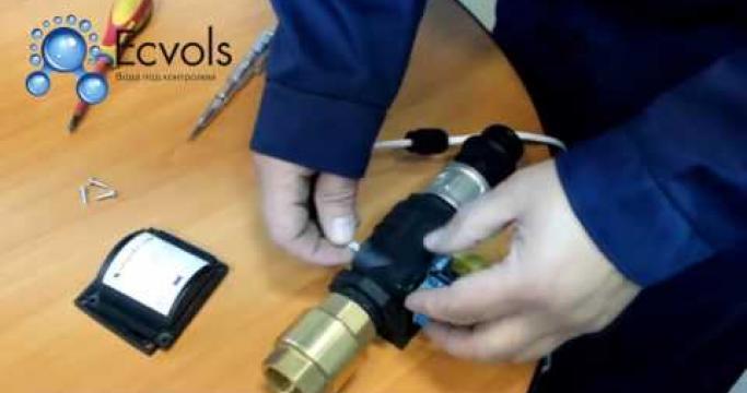 Embedded thumbnail for Аэрационная колонна 1054 для окисления железа и очистки воды