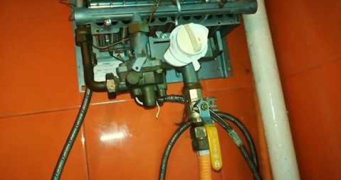 Embedded thumbnail for Как почистить и промыть газовую колонку от накипи?