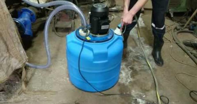 Embedded thumbnail for Промывка пластинчатых теплообменников, жидкости и средства