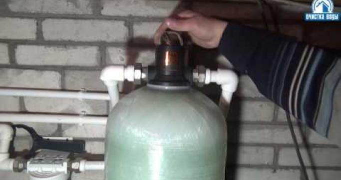 Embedded thumbnail for Фильтр обезжелезиватель воды, какой купить?