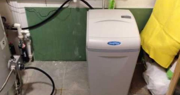 Embedded thumbnail for Умягчитель воды проточный, для дома и квартиры